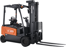7 Series Pneumatic Electric Four Wheel
