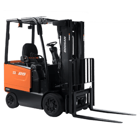 Pro-5 Series Cushion Electric Four Wheel